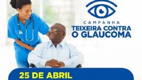Mutirão do Glaucoma atenderá mais de 1000 pessoas em Teixeira de Freitas