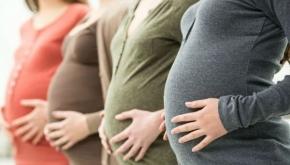 O que acontece com o corpo da gestante durante a gravidez