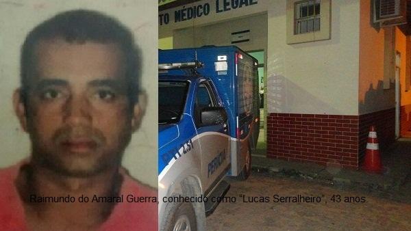 acusado de matar serralheiro em Posto da Mata é assassinado no quintal de sua casa