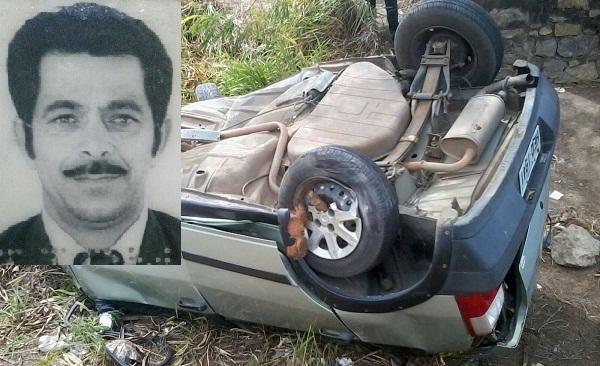 Acidente envolvendo quatro veículos na BR 101 próximo a Posto da Mata deixa uma vítima fatal