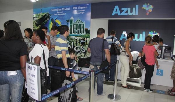 Primeiro voo comercial acontece no aeroporto 9 de Maio, em Teixeira de Freitas