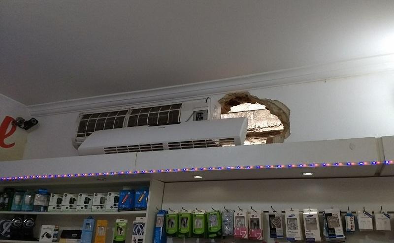 limpa2 - Lojas de celulares viram alvos diários de assaltos e comerciantes pedem socorro em Teixeira