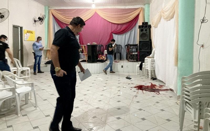 Dois mortos e um ferido em tiroteio no Castelinho em Teixeira: Uma das vítimas é membro da Igreja Nova Aliança