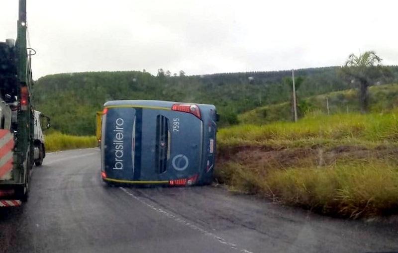 Gerente morto ao bater em ônibus tinha reunião de negócios em Eunápolis -  LiberdadeNews