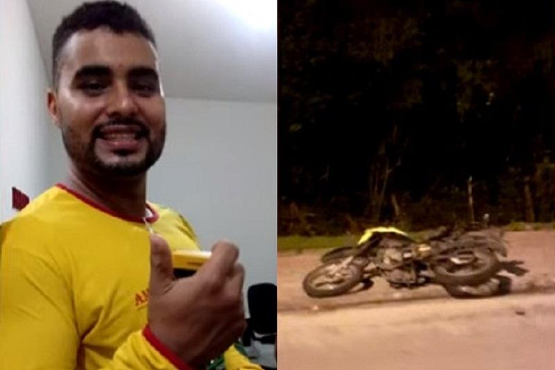 Morre o mototaxista atingido por motorista embriagado