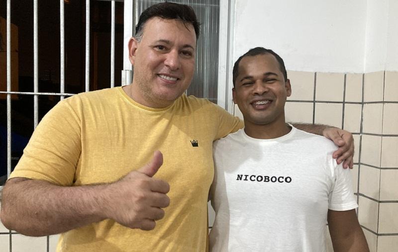Homem que agrediu Lucas Bocão é identificado e apresentado na Delegacia: Vereador perdoa agressor