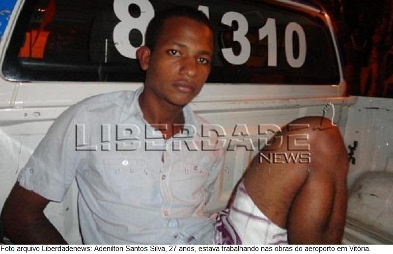 Acusado de homicídio qualificado em Teixeira é preso pela Polícia Federal trabalhando no Aeroporto de Vitória