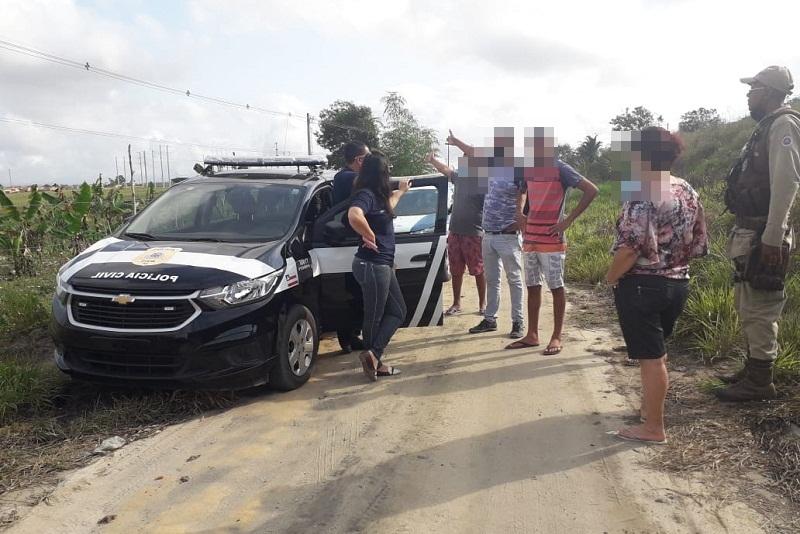 Criança de 09 anos é brutalmente assassinada a facadas às margens da BR 101  em Teixeira: Irmão mais velho é suspeito - Liberdade News
