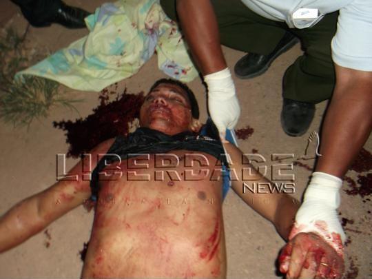 Gerente de Casa de carne é assassinado com vários tiros
